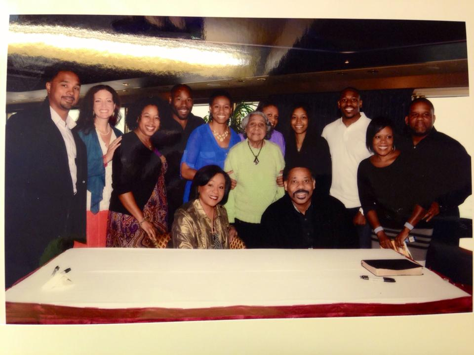 The Ever Available Evans Family Inspiration Cruises