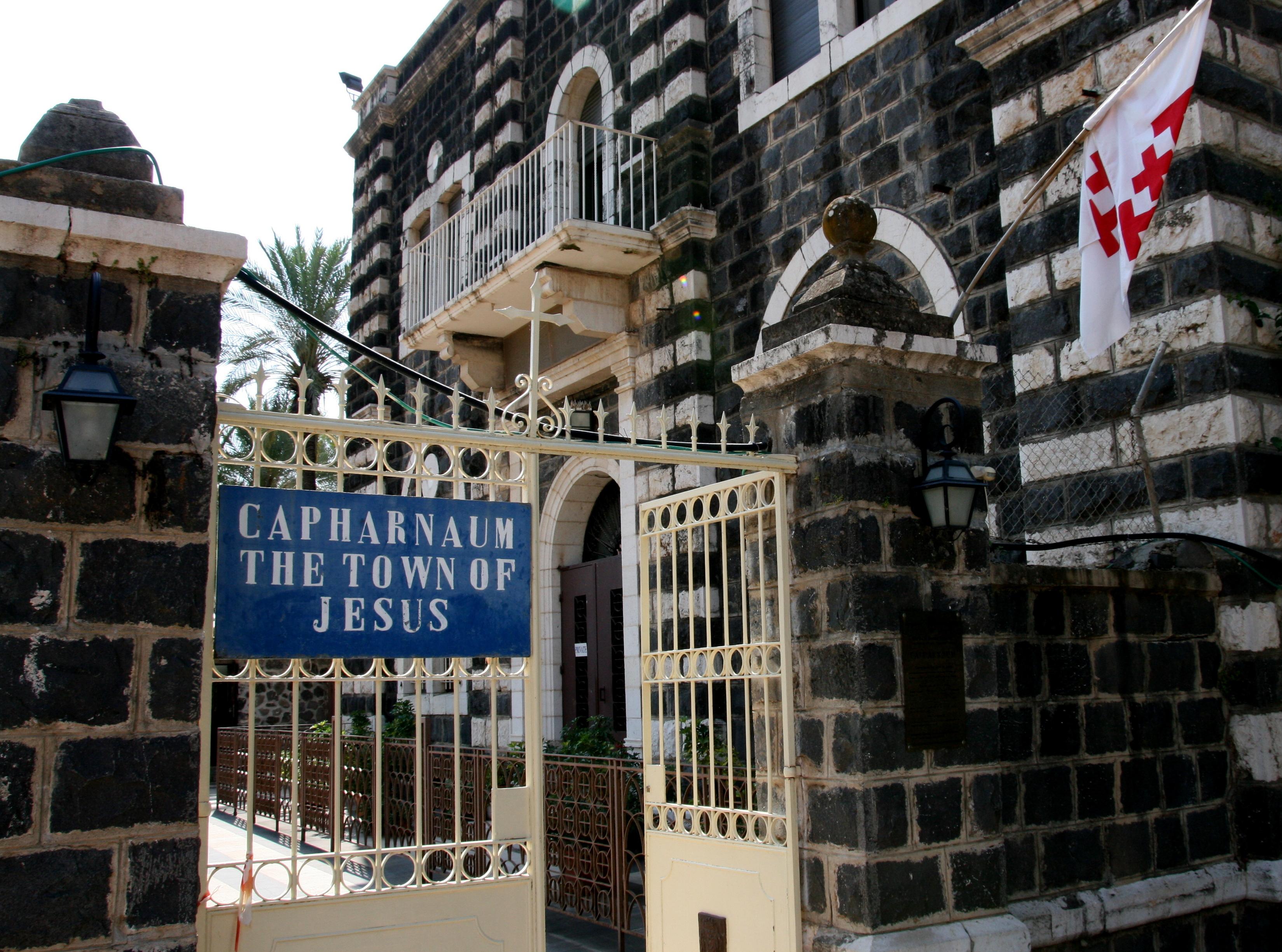 Capernaum The Prayer Life Of A Disciple Inspiration