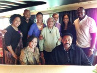 It was a family affair Urban Alternative with Tony Evans