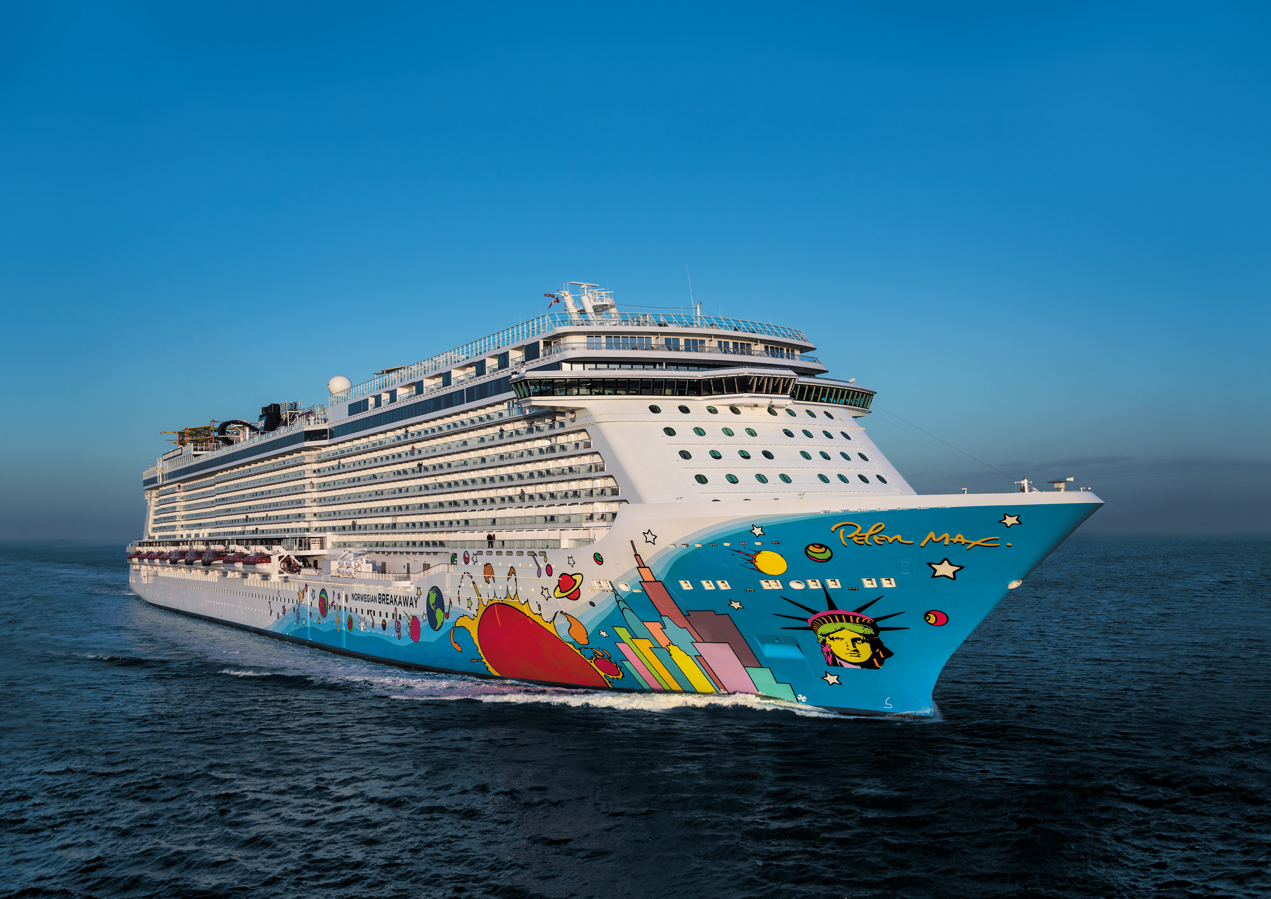 Norwegian Breakaway A Game Changer As It Sails From New