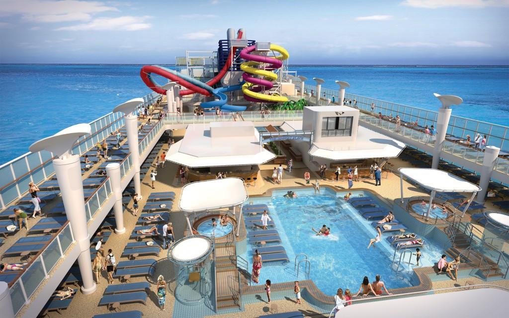 Oceania Cruises Riviera Cruise Ship | Riviera Deck Plans ...