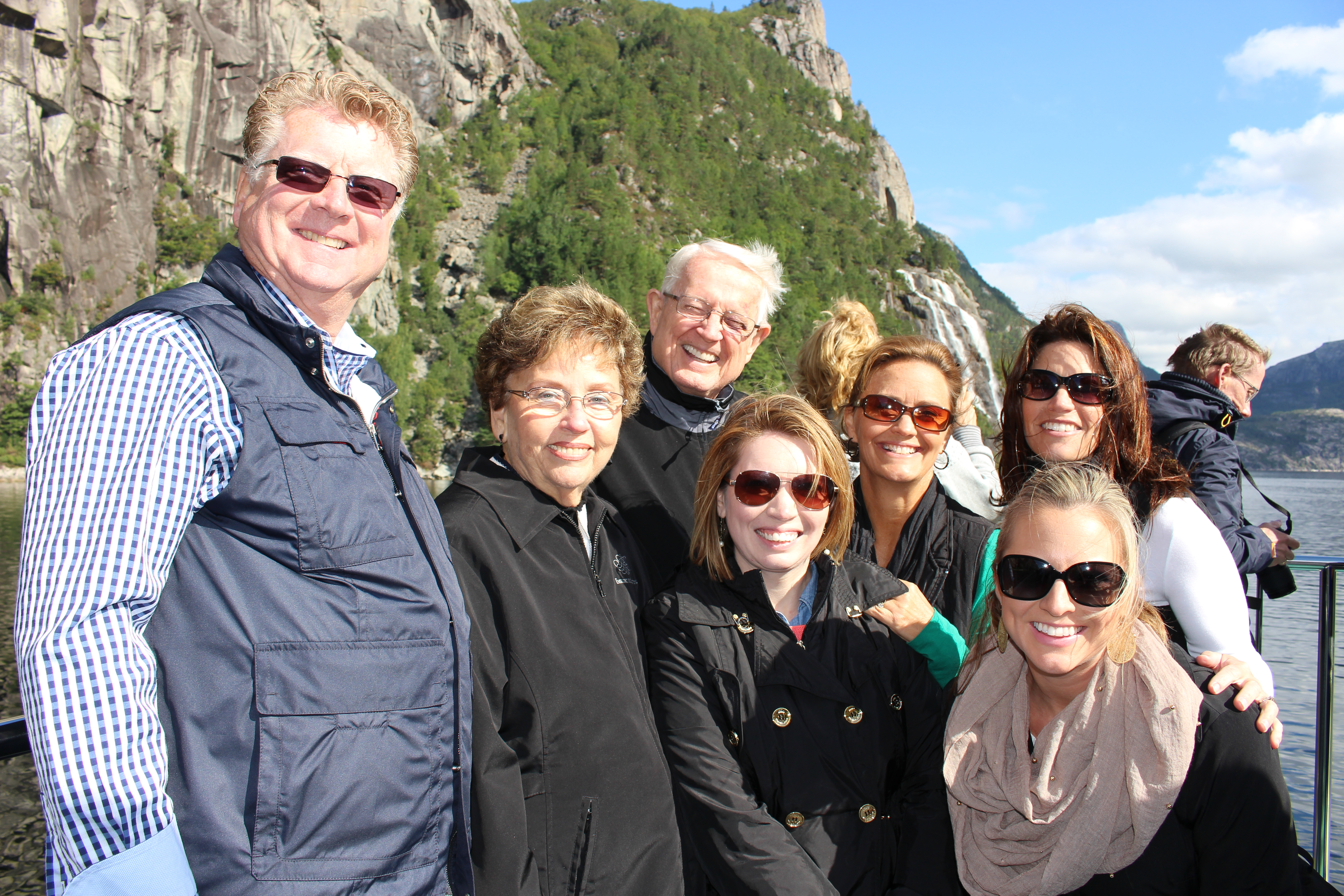 a preview of norway with chuck  u0026 cynthia swindoll