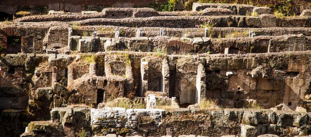 Catacombs - Roman Forum
