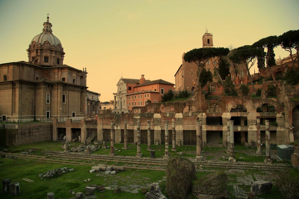 Mamertine Prison, Rome