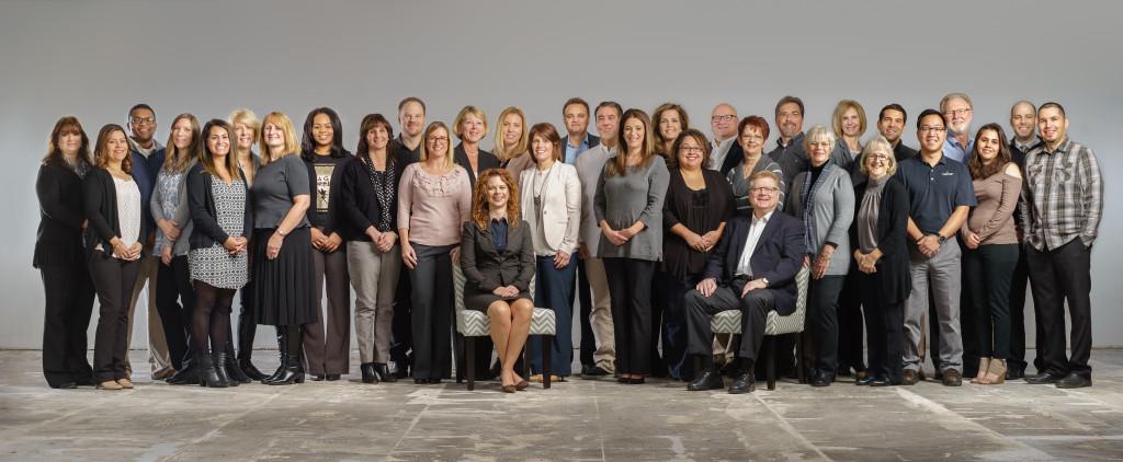 INSPIRATION Team photo