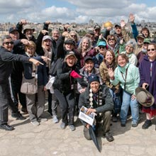 Take a Christian TourWOX with Hopevale Church - Christian Tour to Israel - February 16-26, 2021