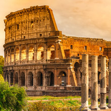 Take a Christian TourWX with Christian Cultural Center Rome Tour + Cruise - July 29 - August 5, 2017