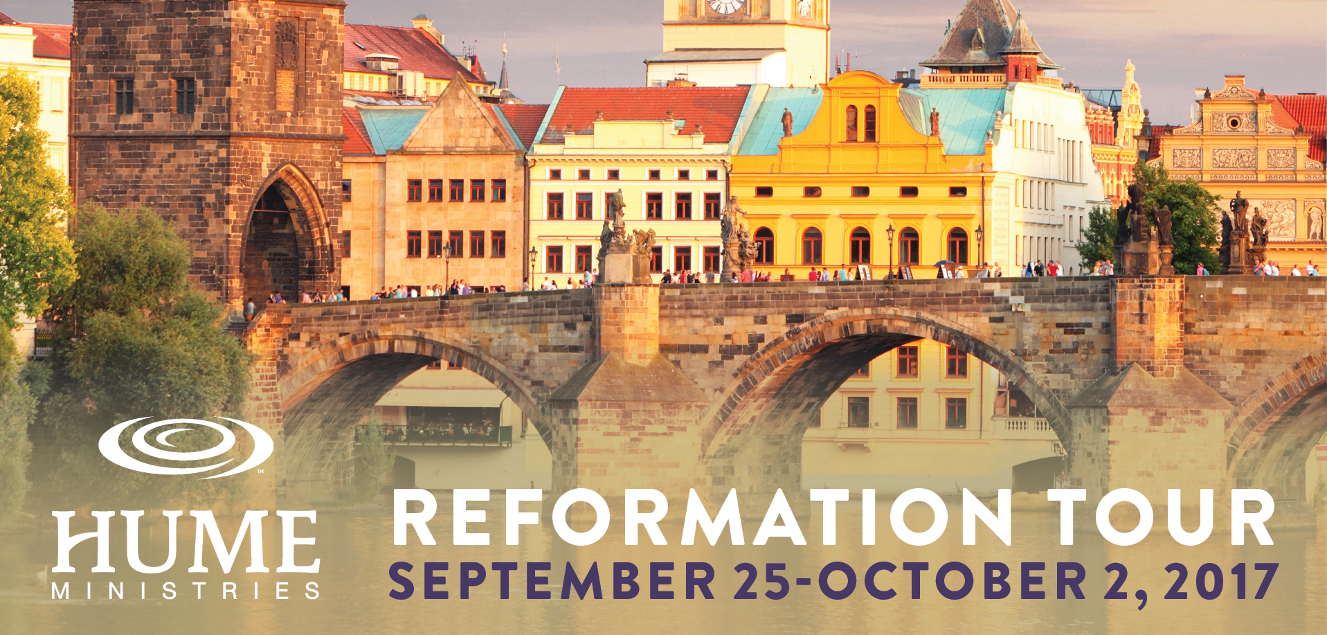 Take a Christian TourWX with Hume Ministries - European Reformation Tour - September 25 - October 2, 2017