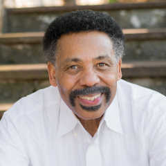with Dr. Tony Evans