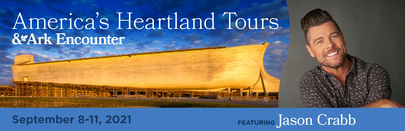 Take a Christian TourWOX with America's Heartland Tours & Ark Encounter - September 8-11, 2021