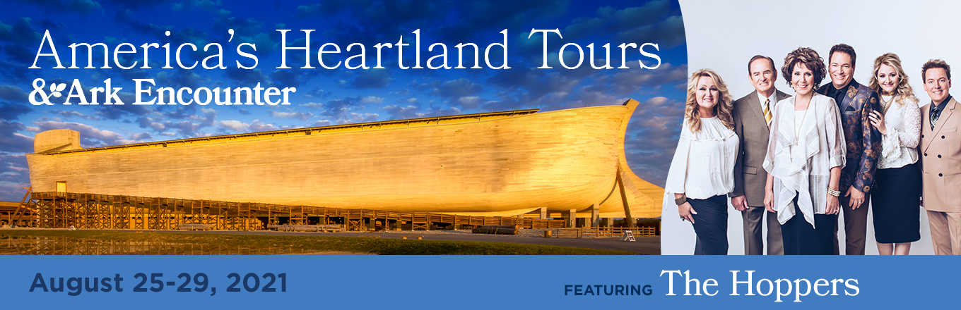 Take a Christian TourWOX with America's Heartland Tours & Ark Encounter - August 25-29, 2021