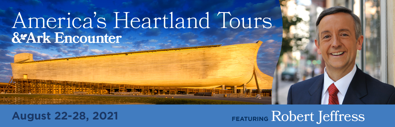 Take a Christian TourWOX with America's Heartland Tours & Ark Encounter - August 22-28, 2021