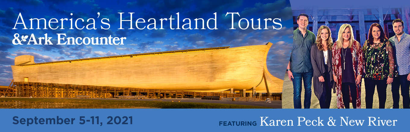 Take a Christian TourWX with America's Heartland Tours & Ark Encounter - September 5-11, 2021