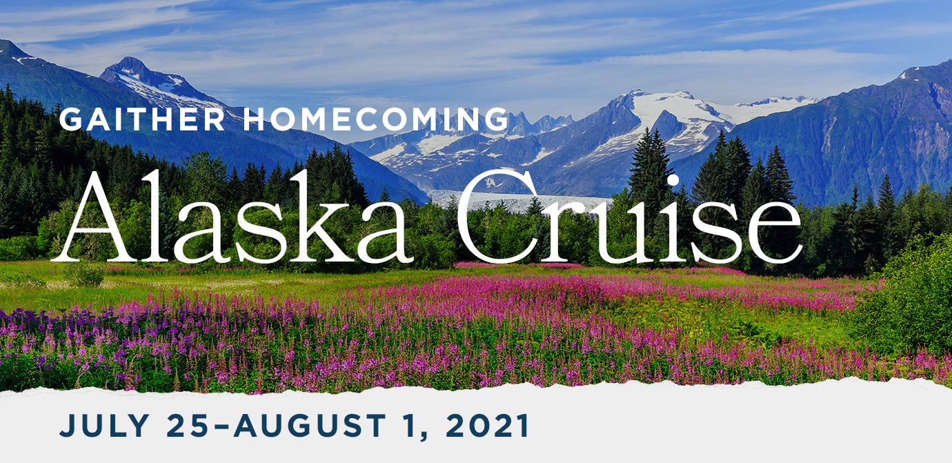 Take a Christian Cruise with Gaither Homecoming Alaska Cruise - Gospel Favorites - July 25 - August 1, 2021