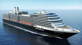Holland America's ms Westerdam