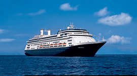 Holland America's ms Amsterdam