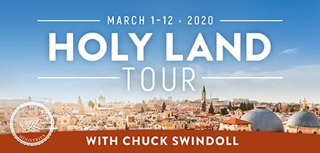 Take a Christian TourWOX with Insight For Living - Israel Tour - March 1-12, 2020