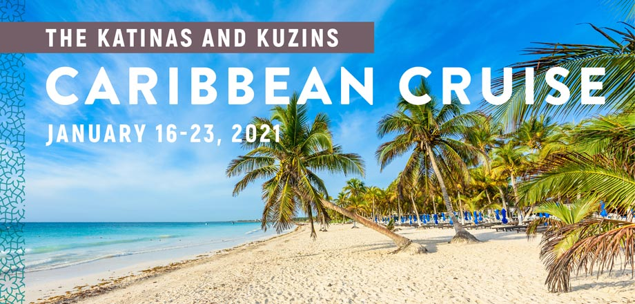 Take a Christian Cruise with The Katinas and Kuzins - Christian Cruise to the Caribbean - January 16 - 23, 2021