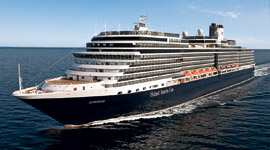 Holland America's ms Eurodam