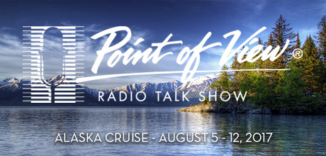 Take a Christian Cruise with Point of View - Alaskan Cruise - August 5-12, 2017