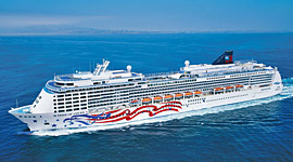 Norwegian Cruise Line's Pride of America