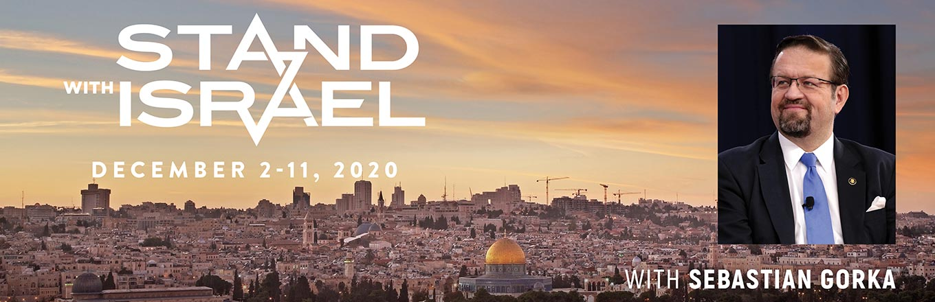 Take a Christian TourWOX with Salem Radio - Christian Tour to Israel - December 2-11, 2020