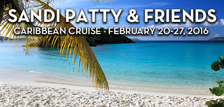 Take a Christian Cruise with Sandi Patty & Friends - Christian Cruise to the Caribbean - February 20-27, 2016