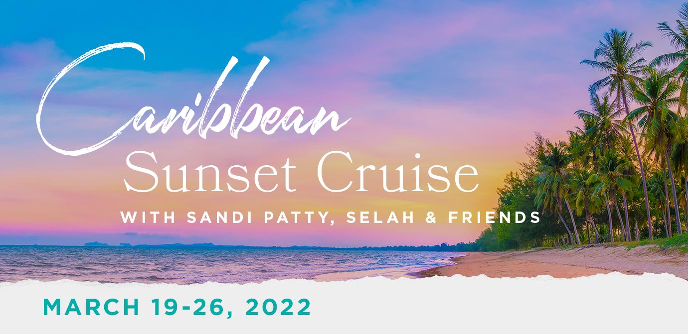 Sandi Patty Sunset Cruise