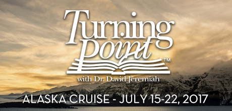Take a Christian Cruise with Turning Point Ministries - Alaskan Cruise - July 15-22, 2017