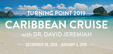 Take a Christian Cruise with Turning Point Ministries - Christian Cruise to the Caribbean - December 28, 2018 - January 4, 2019