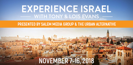 Take a Christian TourWOX with Urban Alternative 2018 Israel Tour - Christian Tour to Israel - November 7-16, 2018