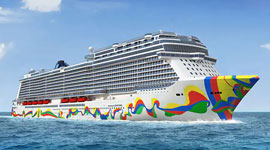 Norwegian Cruise Line's Encore